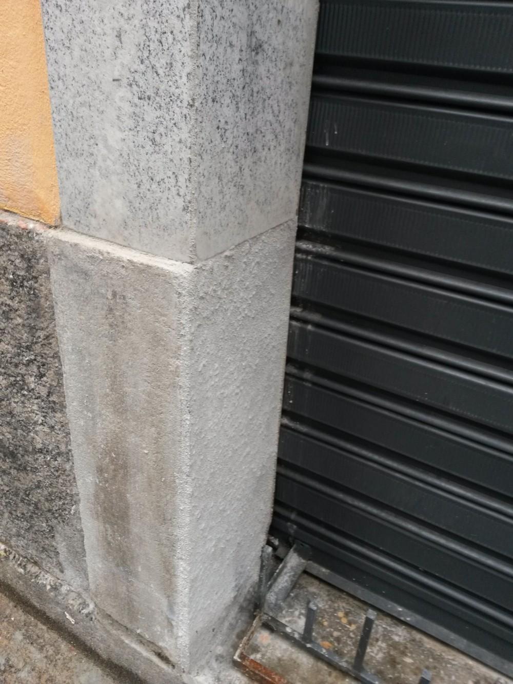 JS limpeza da fachada