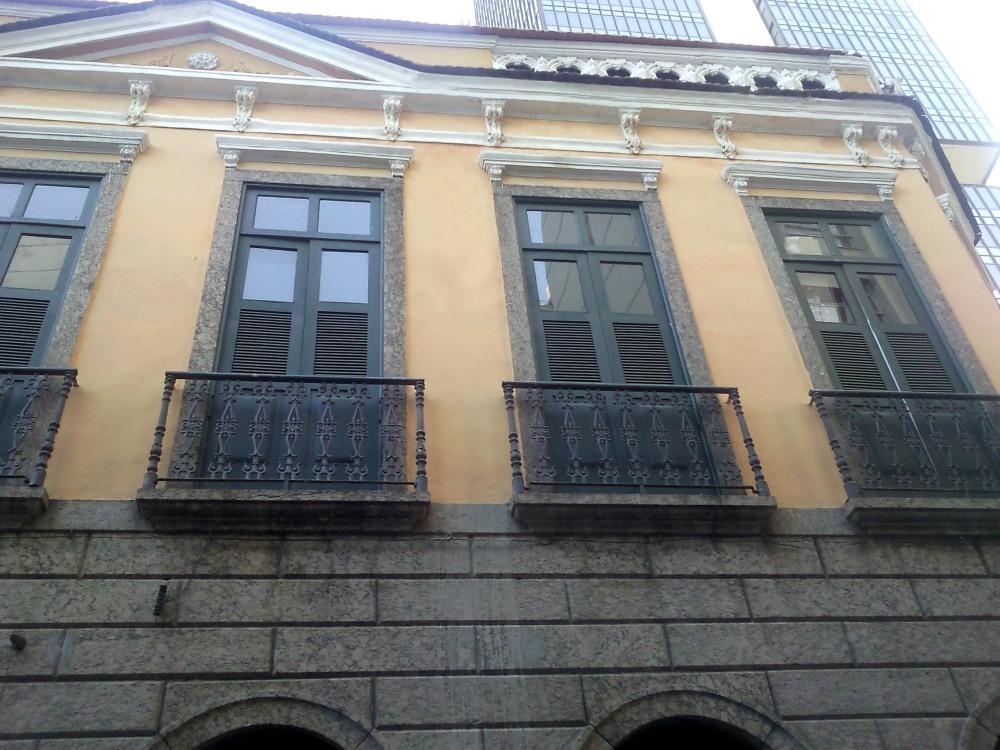 Restaurante - recuperação janelas