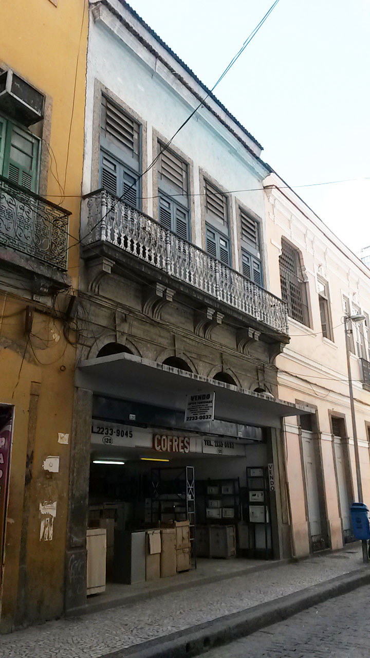 fachada antes da reforma