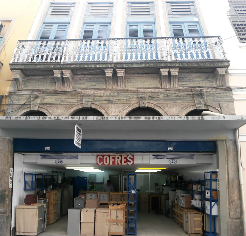 fachada velha