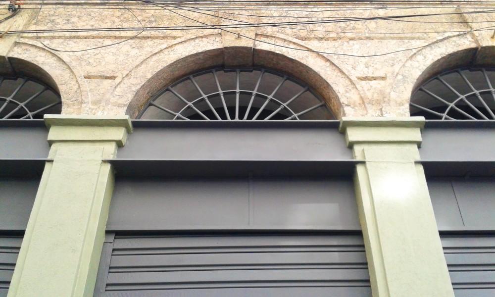 portas pintadas